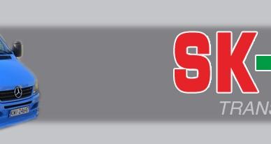 SK-Bus z czerwonym logo